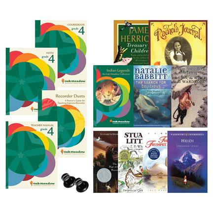 grade four curriculum books