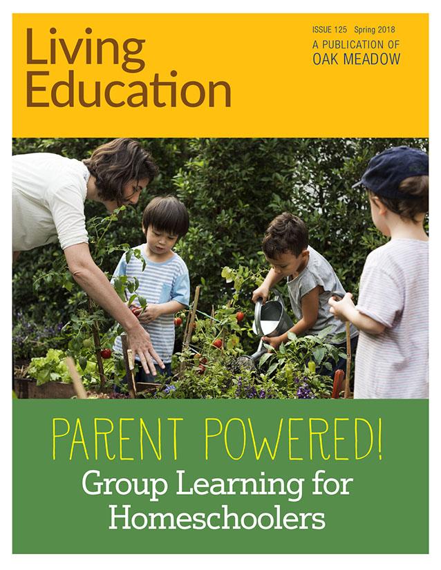 COVER Living-Ed 2018Spring_Parent Led