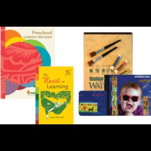 Pre-K Curriculum Package bookstore