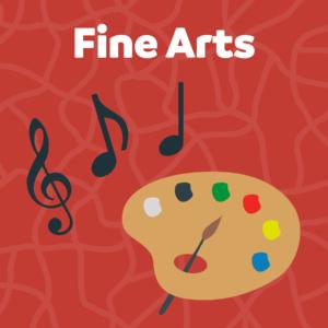 Fine Arts subject icon