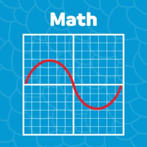 Math subject icon