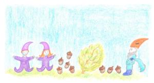 math gnomes addition