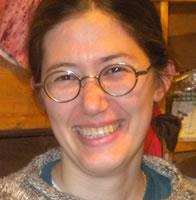 High school teacher Anna Logowitz