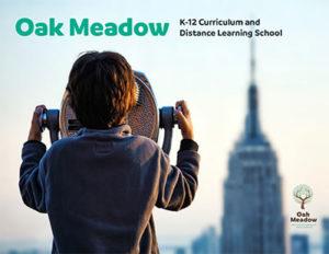 Oak Meadow School K-12 Curriculum Catalog - 2019