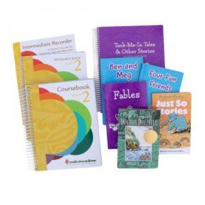 grade 2 curriculum materials