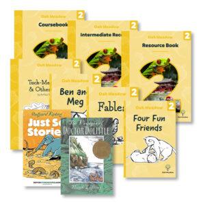 2nd Grade Curriculum Package | Oak Meadow School