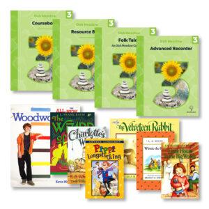 3rd Grade Curriculum Package | Oak Meadow Homeschool