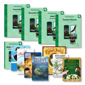 4th Grade Curriculum Package | Oak Meadow School