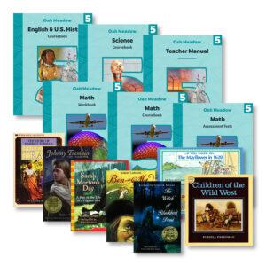 5th Grade Curriculum Package | Oak Meadow School
