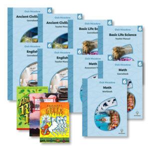 6th Grade Curriculum Package | Oak Meadow School