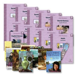 7th Grade Curriculum Package | Oak Meadow School