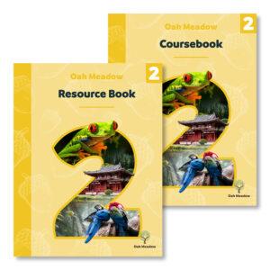 2nd Grade Homeschool Coursebooks | Oak Meadow