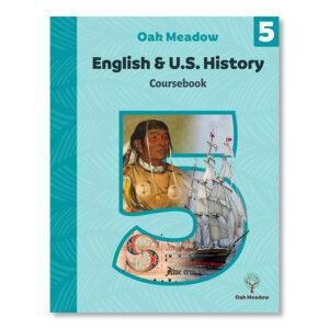 5th Grade US History & English Coursebook | Oak Meadow School
