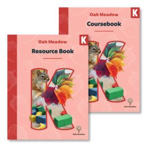 Oak Meadow Kindergarten Coursebooks