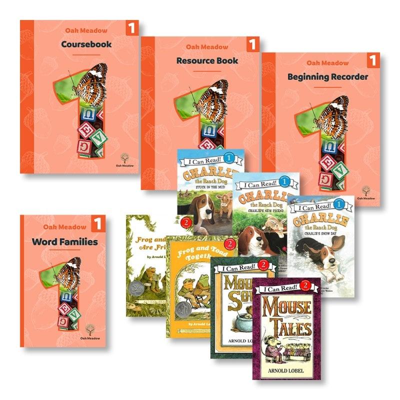 Grade 1 Homeschooling Curriculum Package - Oak Meadow
