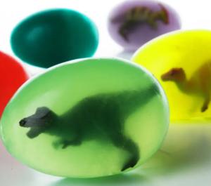 DIY Dino Egg Soap - Buzzfeed