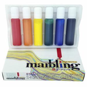 paper marbling kit from Oak Meadow Bookstore